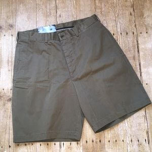 Tommy Hilfiger NWT Olive Green Golf Shorts 34 Mens